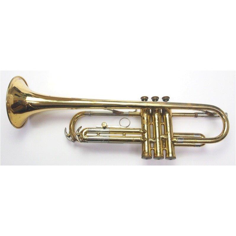 【ヴィンテージ・値下げ!】 Buescher(ビュッシャー) B♭トランペット Aristocrat
