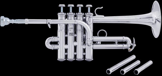 V.Bach(バック) Artisan(アルティザン)ピッコロトランペット AP190 SP