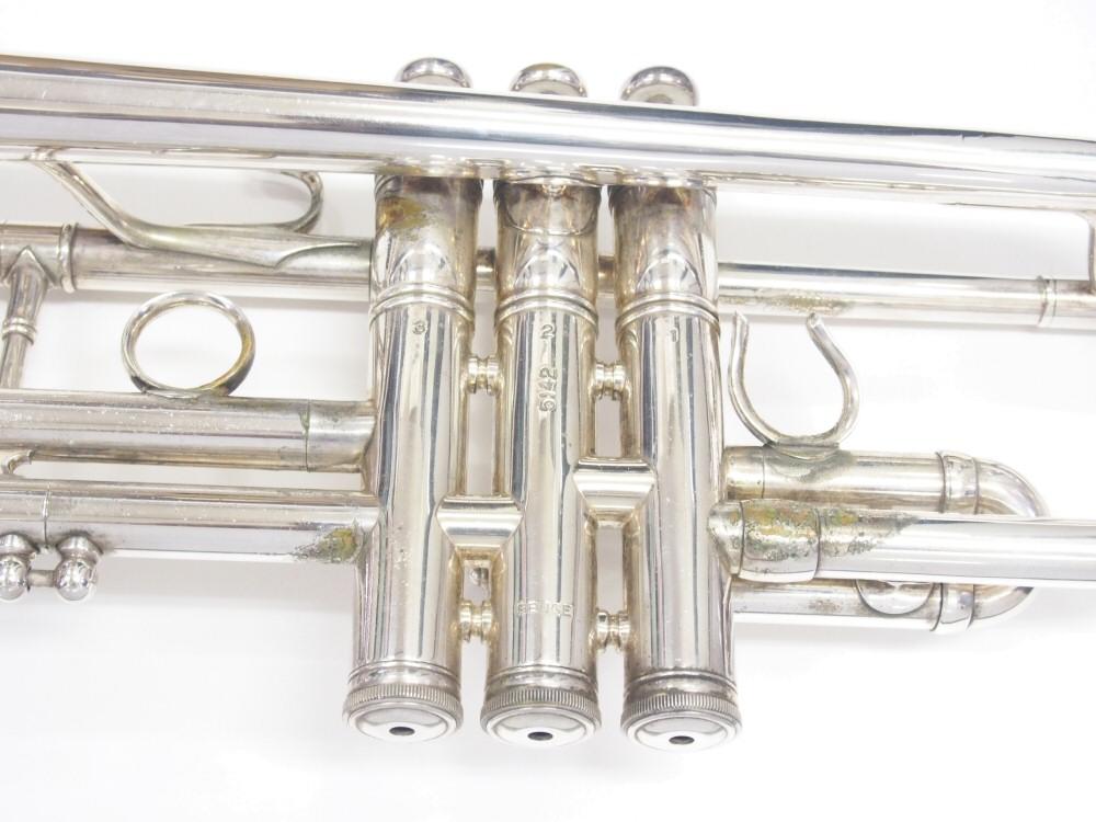 【ヴィンテージ】 E.BENGE(ベンジ) C管トランペット 2C 1960年代前半バーバンク期