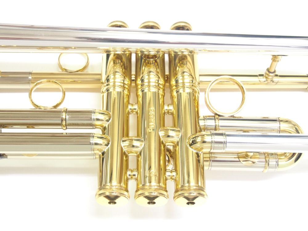 【廃番レアモデル!B級品扱い】 C.G.CONN(コーン) B♭管トランペット ヴィンテージワン 1BS スターリングシルバー