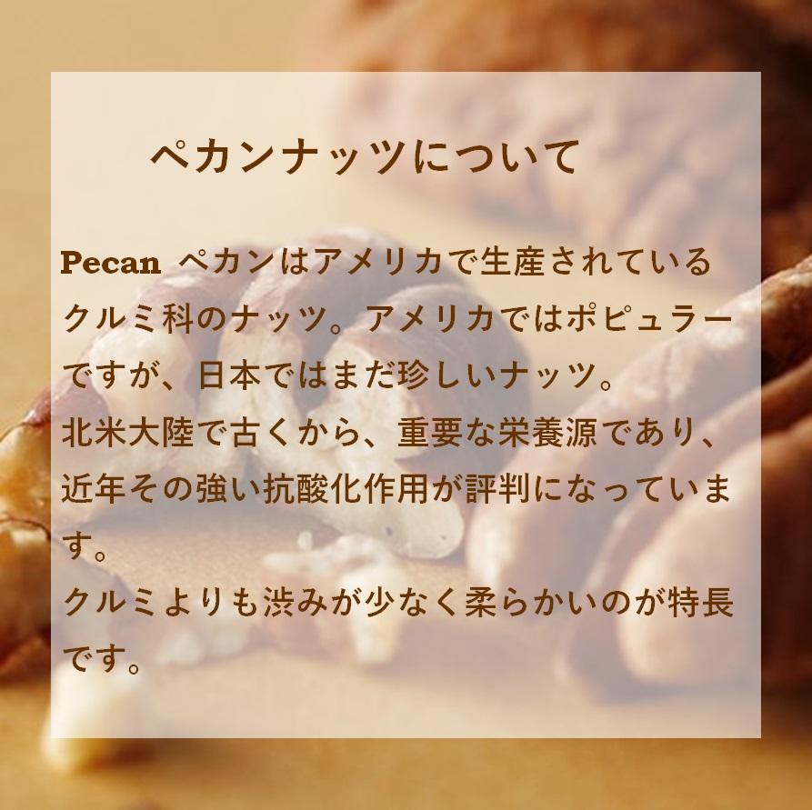 ペカンナッツショコラ お徳用 500g(キャラメル/ココア/和三盆/抹茶)【熨斗不可】