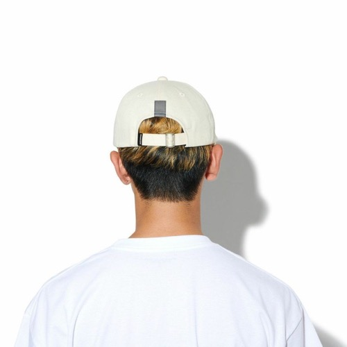 THEN AND NOW LOGO POLO CAP Chari&Co チャリアンドコー キャップ 帽子