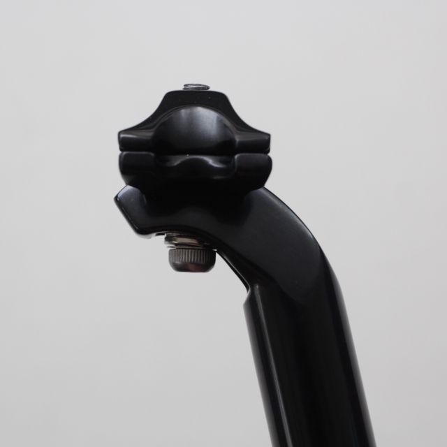NITTO S65 シートポスト  27.2mm x 250mm ブラック