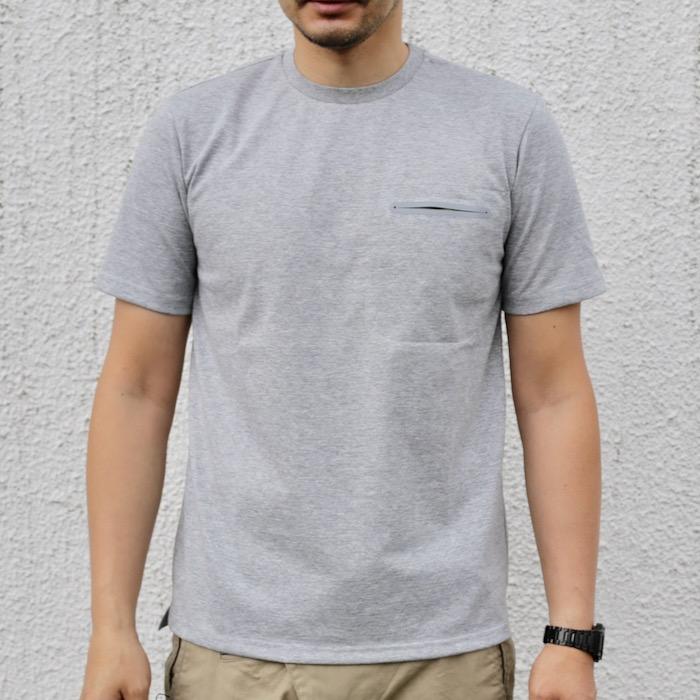消臭メッシュ天竺Tシャツ NF1119 ナリフリ narifuri