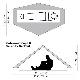 SIX MOON DESIGNS Gatewood Cape シックスムーンデザイン テント レインウエア ゲイトウッドケープ 軽量 ウルトラライト