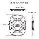 UNIVERSAL ADAPTOR ユニバーサルアダプター Quad Lock QLA-UNI-2 クアッドロック スマホ ケース カバー