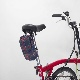 Rinproject ブロンプトン輪行バッグ 車体を完全収納 キャスター移動対応 サドル取付可