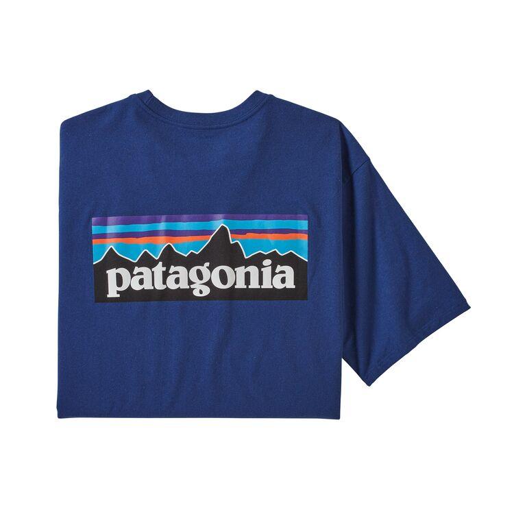 メンズ P 6ロゴ レスポンシビリティー Patagonia パタゴニア #38504 Tシャツ