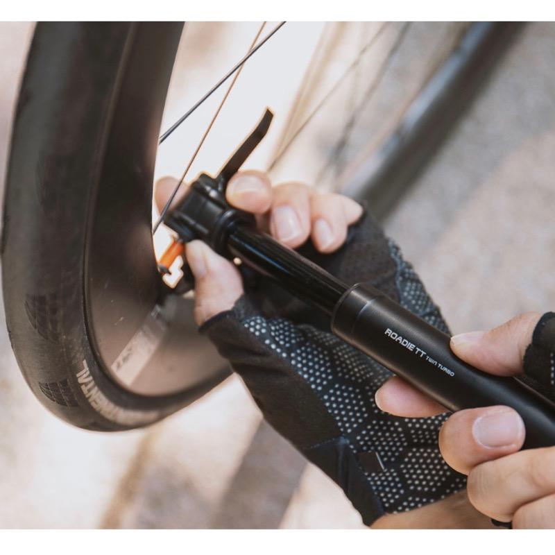 TOPEAK ROADIE TT 携帯 空気入れ ローディー ティーティー ハンド ポンプ トピーク ロードバイク クロスバイク