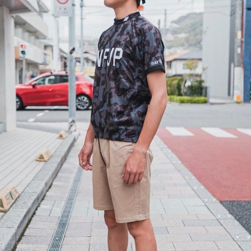 narifuri サイクルジャージスプリット JP camo