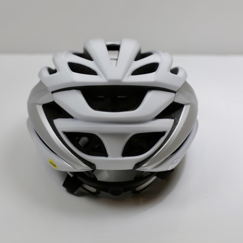 SYNTAX MIPS AF WHITE/SILVER GIRO ジロ ロードバイク ヘルメット シンタックス