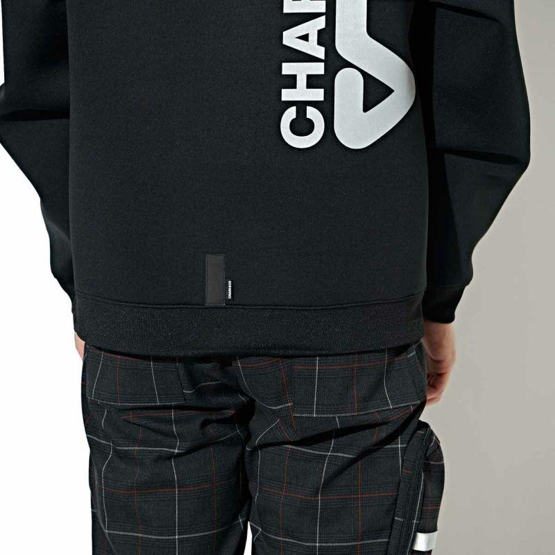 × FILA URBAN LEOPARD P.O HOODIE スウェットパーカー Chari&Co チャリアンドコー