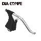 DIA COMPE GC202 ブレーキレバー 3色 ダイアコンペ ドロップハンドル