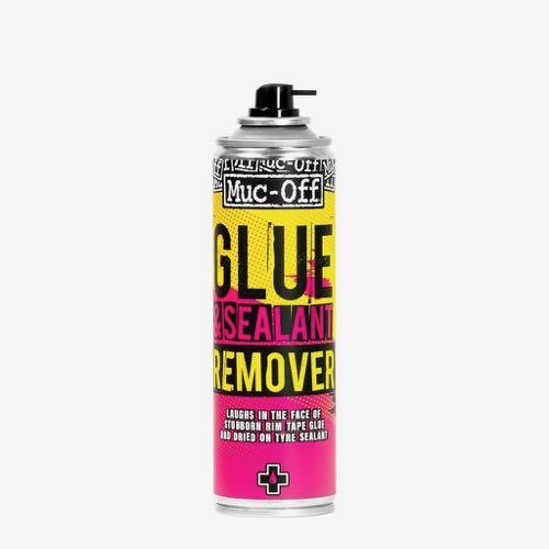 GLUE REMOVER 容量200ml Muc-off マックオフ チューブレス 接着剤、シーラント、リムセメントの除去