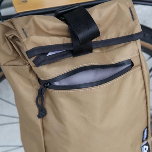 Bags Micro Pannier North St. 1個売り ノースエスティー マイクロ パニア パニアバッグ 自転車通勤 自転車通学 街乗り コミューター 買い物 便利 リアラック リアキャリア 撥水 軽量