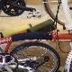 Rinproject ブロンプトン用フレームパッド トップチューブカバー ブロンプトン 小径車 リンプロジェクト