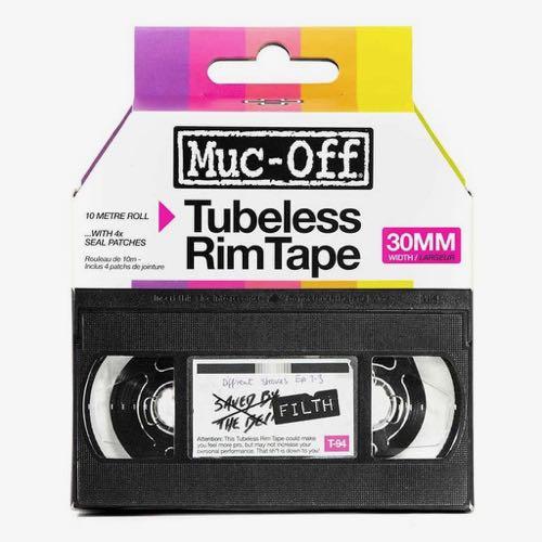 RIM TAPE 10M ROLL チューブレス用 リムテープ Muc-off マックオフ
