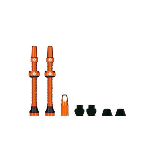 TUBELESS PRESTA VALVE KIT 60mm チューブレス バルブ Muc-off マックオフ