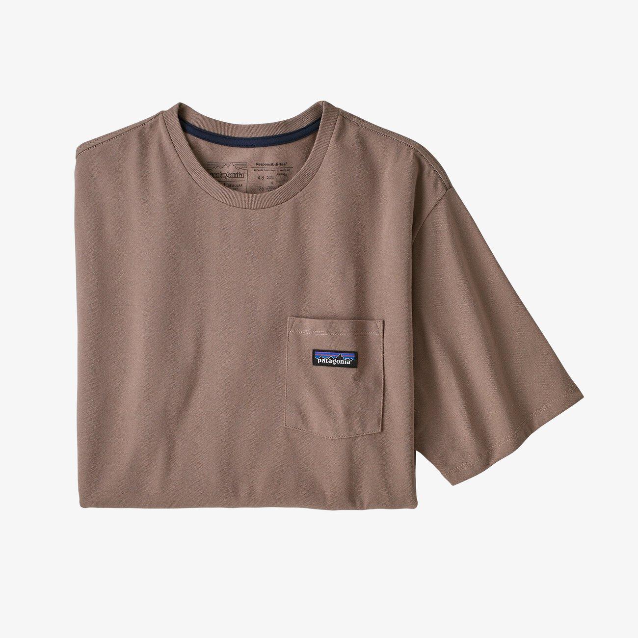 メンズ P-6ラベル ポケット レスポンシビリティー Patagonia パタゴニア Tシャツ #37406
