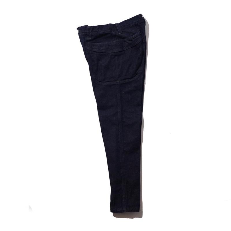 VENDOR TAPERED SLIM PANTS ONE WASH GOHEMP ゴーヘンプ  GHP1101DYO