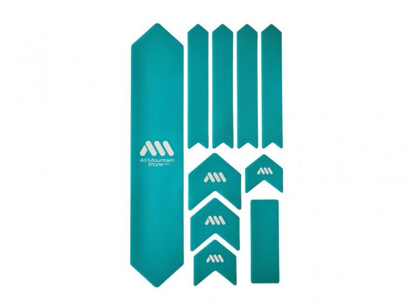 AMS Honeycomb Frame Guards XL 単色カラーモデル オールウマウンテンスタイル