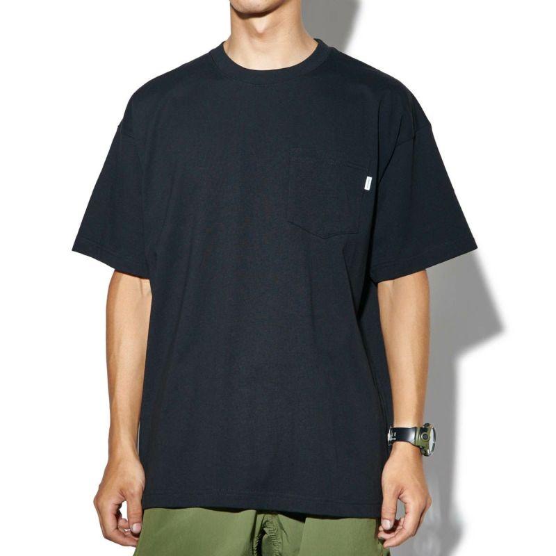 x NAGA EDO JIDAI PKT TEE Tシャツ Chari&Co チャリアンドコー
