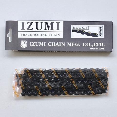 MASH JET BLACK チェーン マッシュ IZUMI イズミ ピスト用チェーン