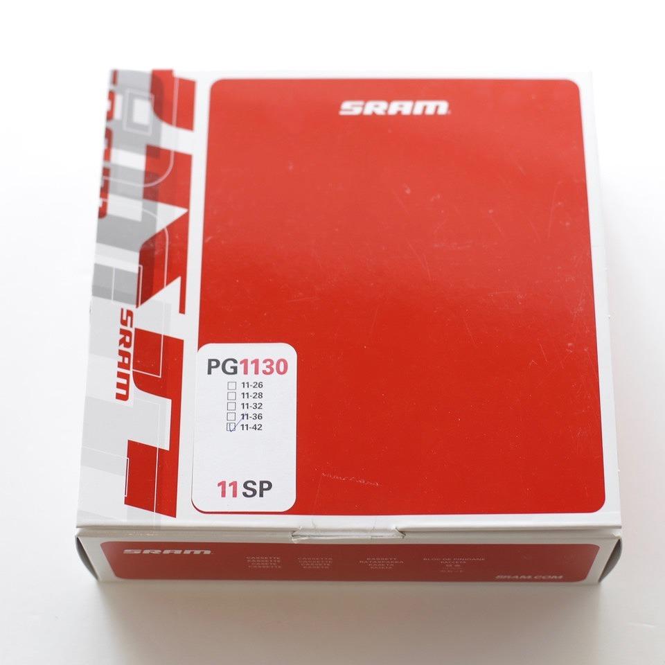 Cassette PG -1130 SRAM スラム シマノフリー対応