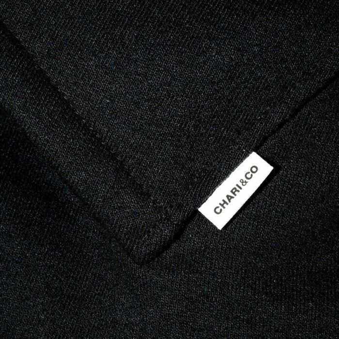【30%OFF】CONTOUR HOODIE SWEATS スウェット Chari&Co チャリアンドコー