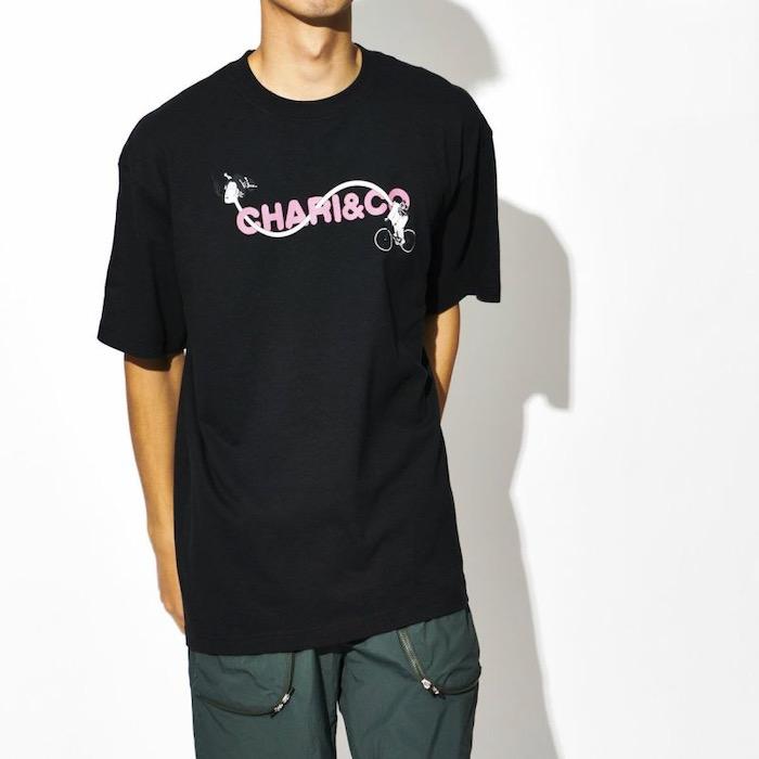 NAGA ROKURO TEE Tシャツ Chari&Co チャリアンドコー