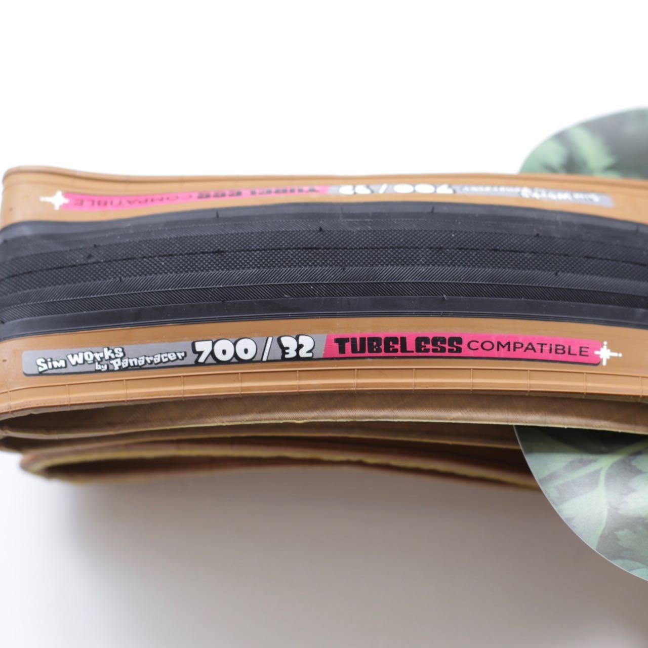 Volummy Tire  700x32C,700x38C  チューブレスレディー ボリューミー SimWorks シムワークス by Panaracer パナレーサー