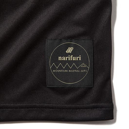 narifuri×MMA 転写Tシャツ NFMM 03 Mountain Martial Arts マウンテンマーシャルアーツ ナリフリ