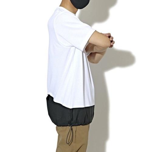 MOUNT PKT TEE Tシャツ Chari&Co チャリアンドコー