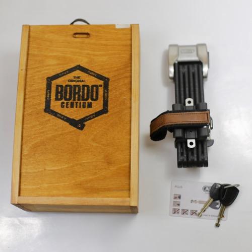 BORDO CENTIUM 6010 レベル10 ABUS アブス 国内正規品 自転車 鍵 盗難防止 駐輪 頑丈