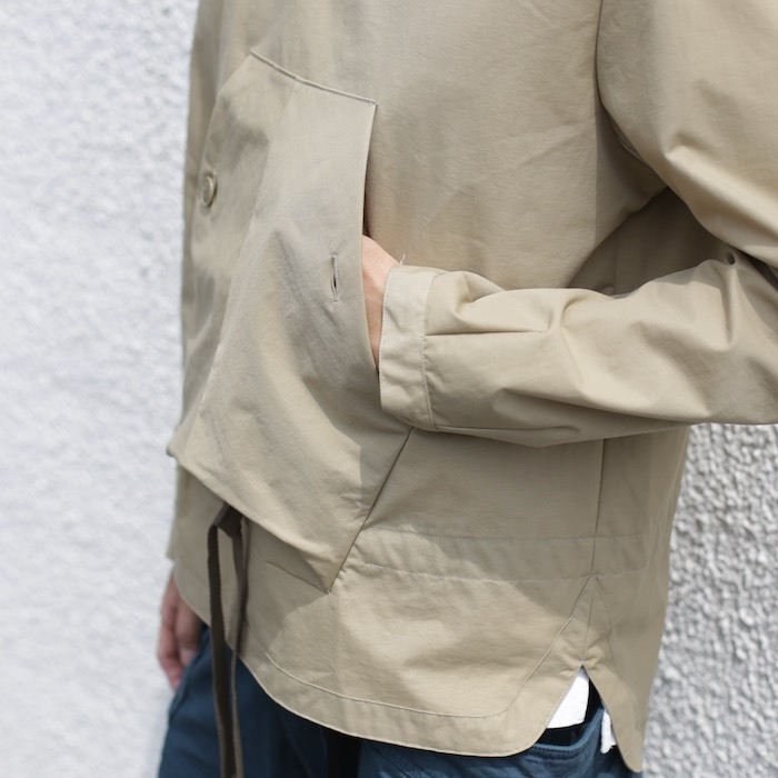 【30%OFF】CCP プルオーバージャケット JK-WB14 シーシーピー