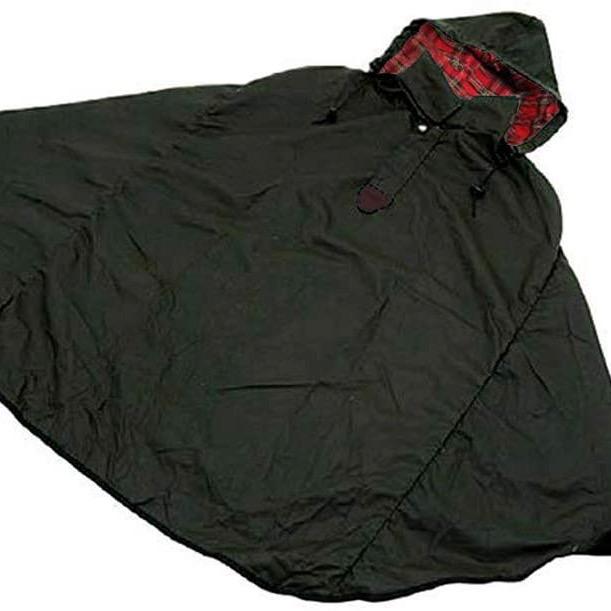 DUXBACK PONCHO ダックスバッグ ポンチョ スーパー Carradice キャラダイス 雨具 カッパ