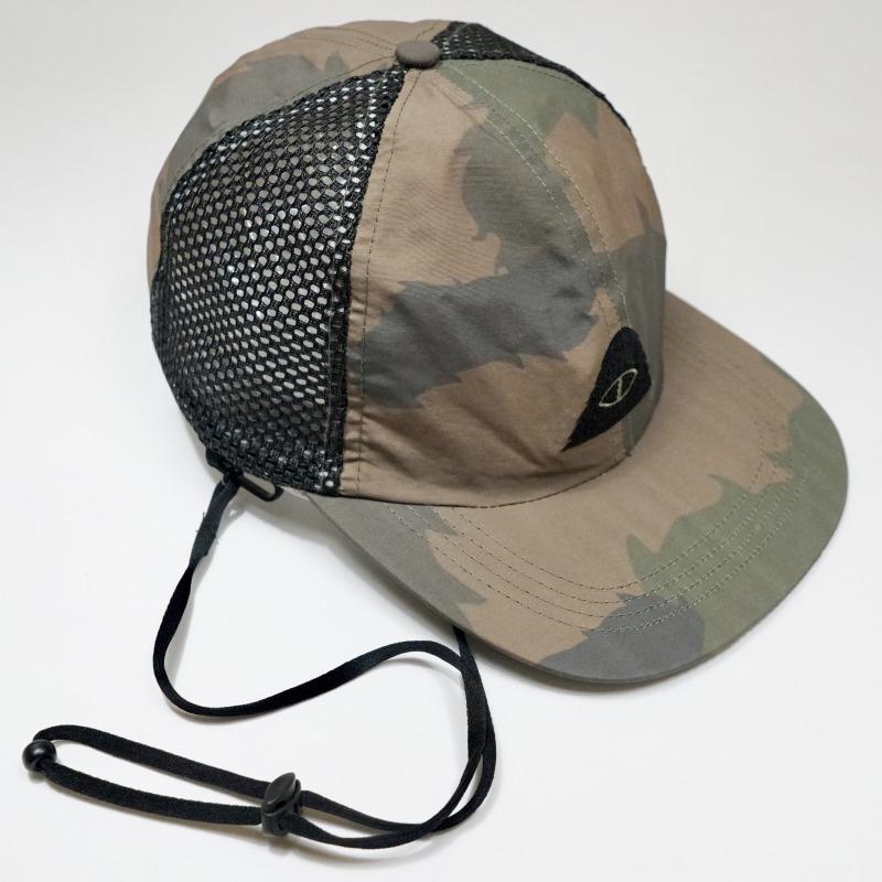 CYCLOPS 2WAY DRAWCORD MESH CAP POLeR ポーラー キャップ