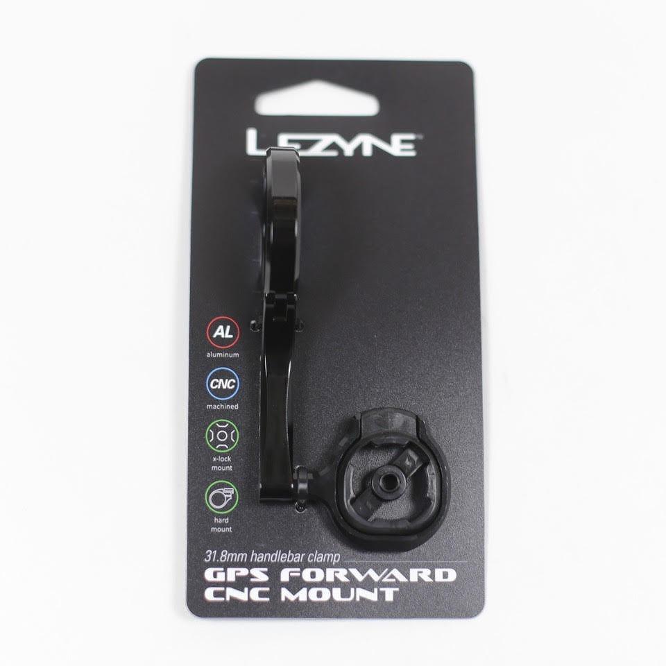 GPS FORWARD CNC MOUNT  LEZYNE  レザイン