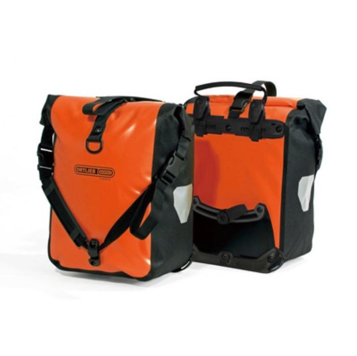 スポーツローラークラシック QL2.1(ペア) ORTLIEB パニアバッグ 防水
