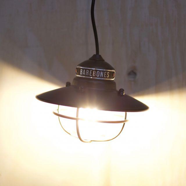 エジソンストリングライト Edison String Lights Barebones Living ベアボーンズリビング  LED