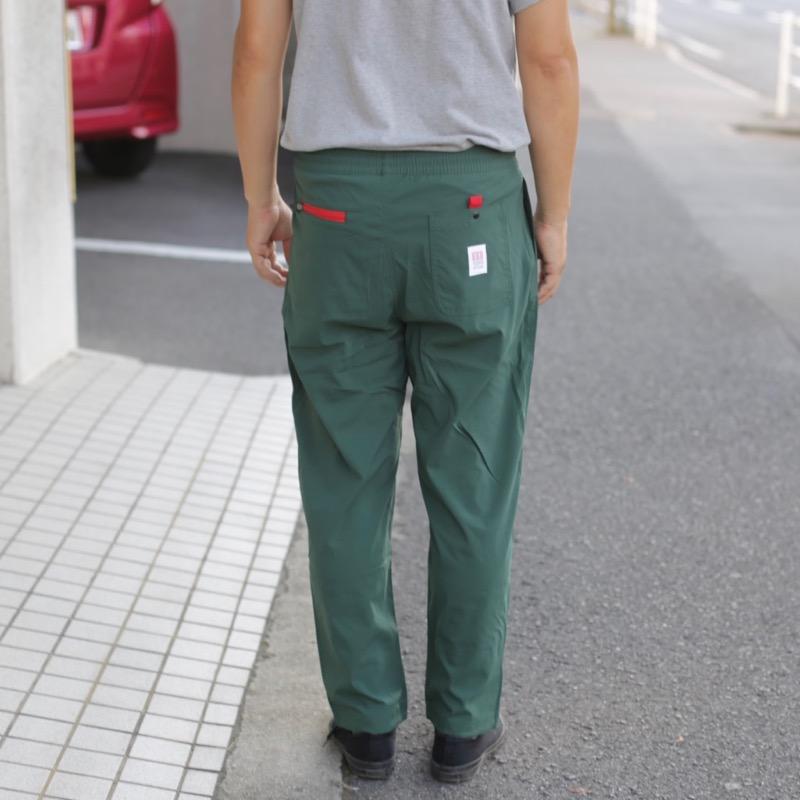 【20%OFF】BOULDER PANTS TOPO DESIGNS トポデザイン