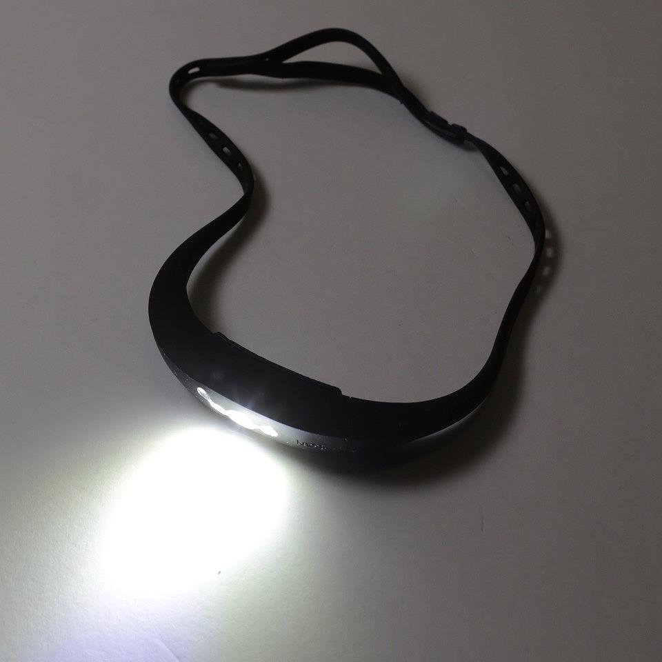 BANDICOOT HEADLAMP  silicone headlamp KNOG ノグ コンパクトLEDヘッドライト バンディクート