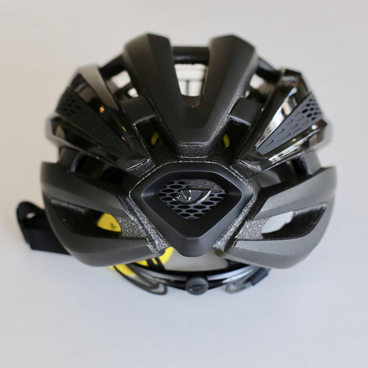 【オンロード向】SYNTHE MIPS アジアンフィット Matte-Black GIRO/ジロ シンセ ヘルメット