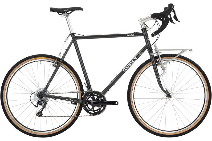 PACK RAT BLACK 完成車 SURLY サーリー パックラット 自転車通勤
