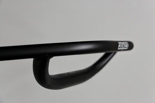 店頭販売のみ Jones H-Bar Loop SG 2.5 アルミ Black 710mm ジョーンズ ハンドルバー