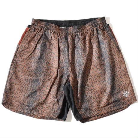 Cierpinski Shorts(Brown) ELDORESO エルドレッソ マラソン トレラン ランニング