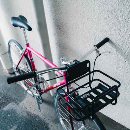 BIG BLOCK 49完成車 Pink Fade All city オールシティー