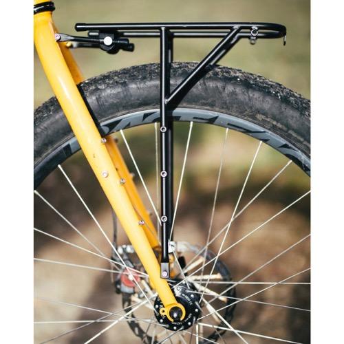 T Rack FRONT Tumbleweed bikes タンブルウィードバイク バイクパッキング マウンテンバイク フロントラック フロントキャリア
