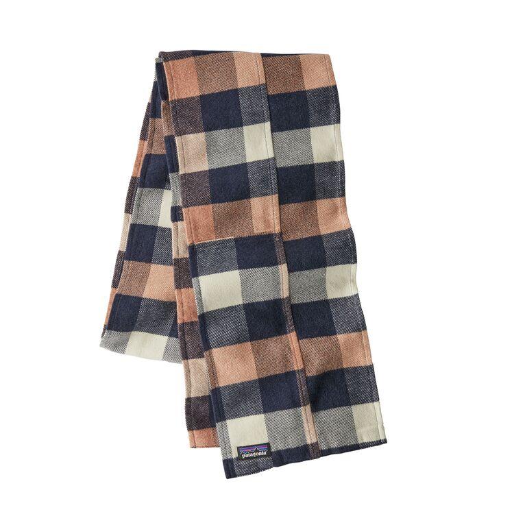 【40%OFF】フィヨルド フランネル パッチワーク スカーフ #22355 patagonia パタゴニア