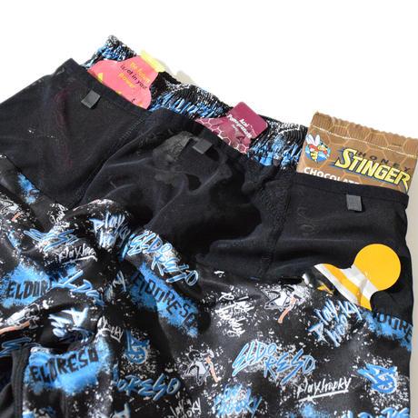 Cierpinski Shorts(Black) ELDORESO エルドレッソ マラソン トレラン ランニング